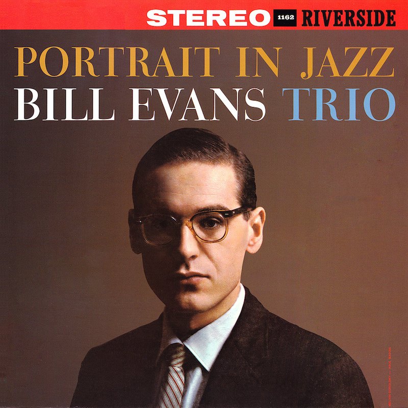 Bill Evans - Portrait in Jazz (1959, Riverside)