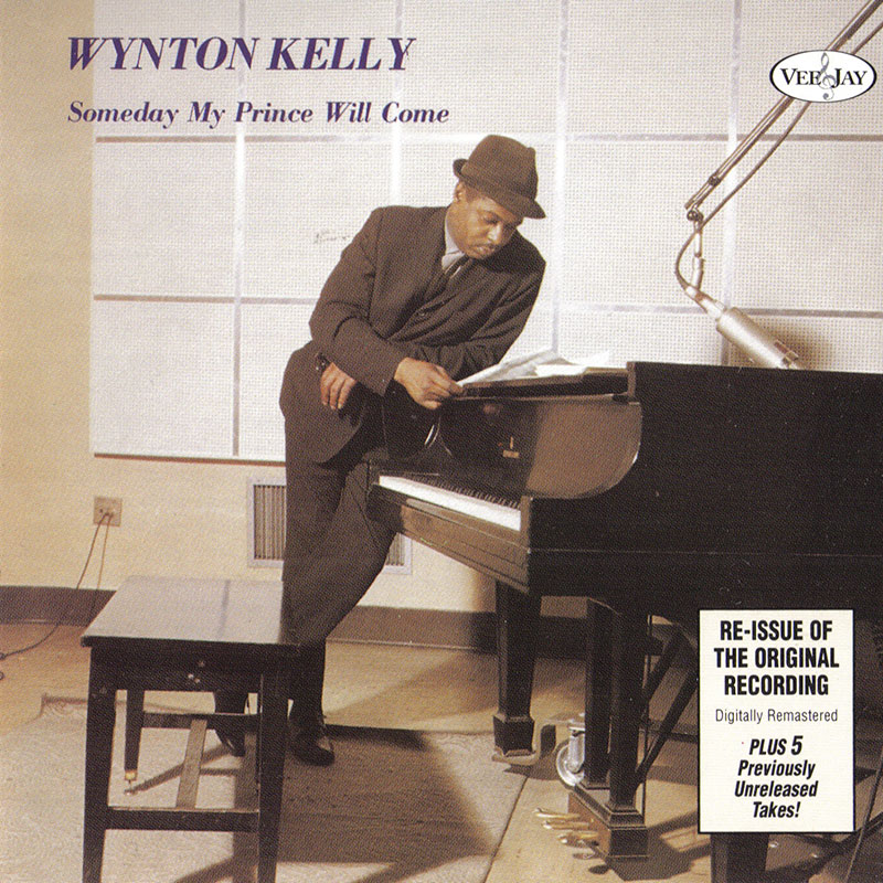 Wynton Kelly - Someday My Prince Will Come (1961, Vee-Jay)