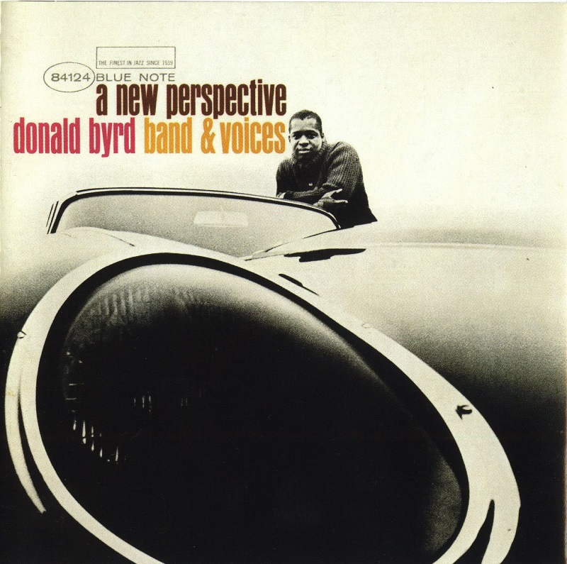 Donald Byrd - A New Perspective (1963, Blue Note)
