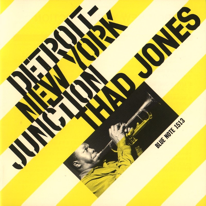 Thad Jones - Detroit-New York Juntion (1956, Blue Note)