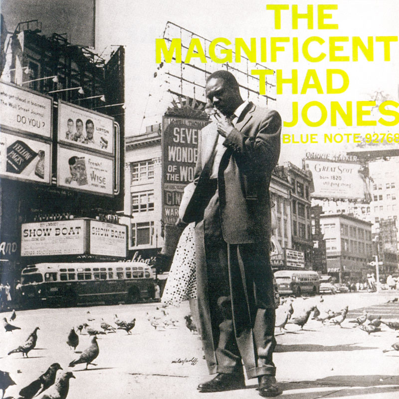 Thad Jones - The Magnificent Thad Jones (1956, Blue Note)