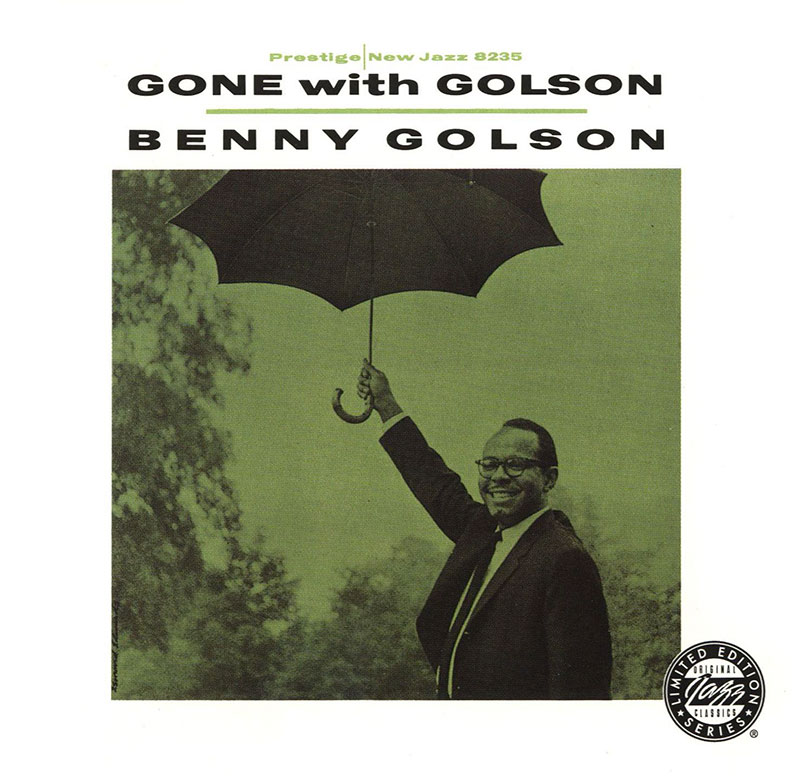 Benny Golson - Gone with Golson (1959, Prestige)
