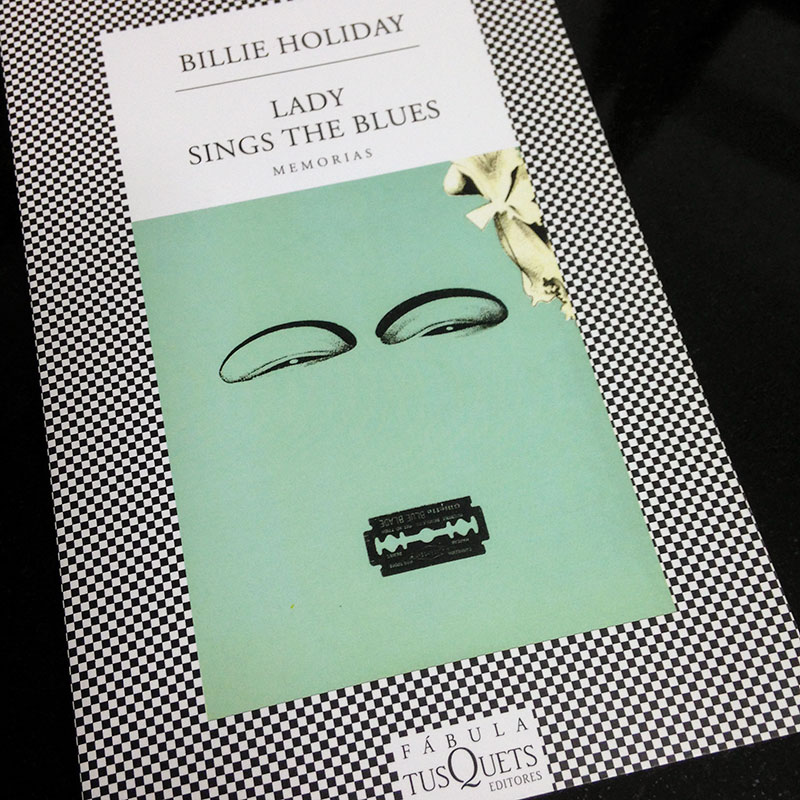 Billie Holiday - Lady Sings The-Blues (1998, Tusquets)