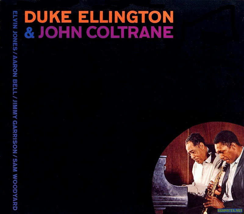 Duke Ellington & John Coltrane - Duke Ellington & John Coltrane (1962, Impulse!)