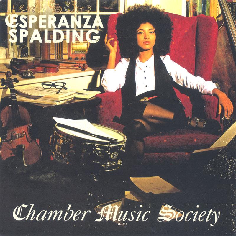 Esperanza Spalding - Chamber Music Society (2010, Montuno)