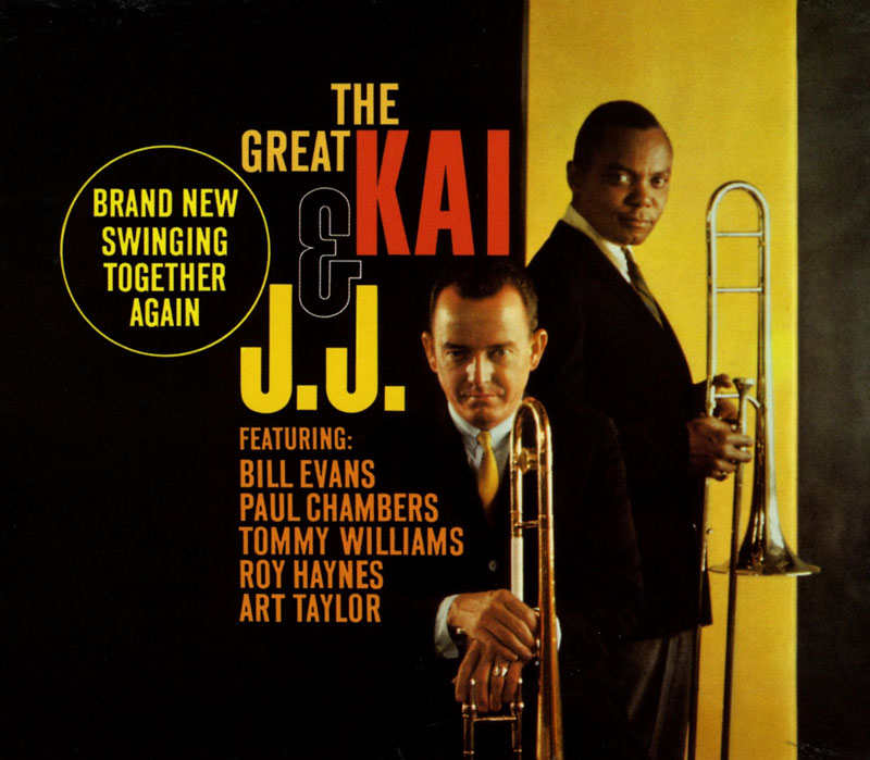 J.J. Johnson & Kai Winding - The Great Kai & J.J. (1960, Impulse)