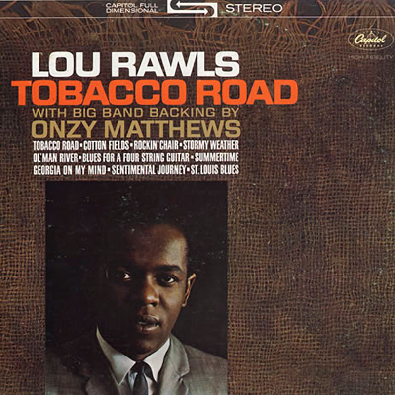 Lou Rawls - Tobacco Road (1964, Capitol Records)