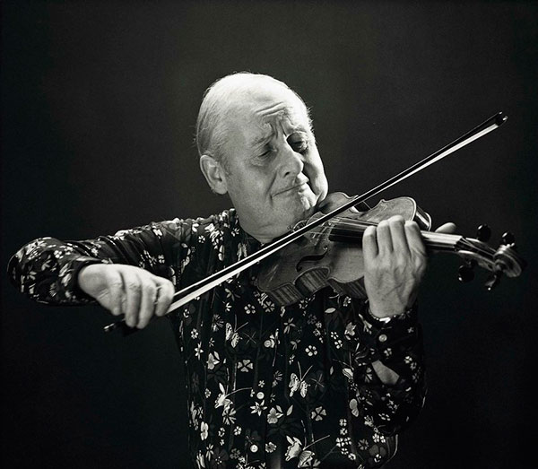 Michel Petrucciani & Stephane Grappelli - Flamingo (1995, Dreyfus Jazz) 4