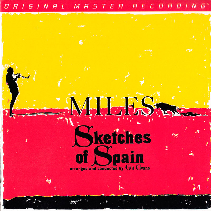 Miles Davis - Sketches of Spain (1960, Columbia)
