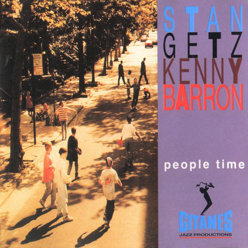 Stan Getz & Kenny Barron - People Time (1991, Polygram)