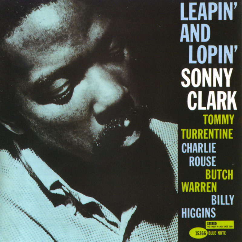 Sonny Clark - Leapin and-Lopin (1961, Blue Note)
