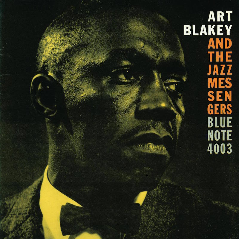 Art Blakey and The Jazz Messengers: Moanin' (1958, Blue Note)