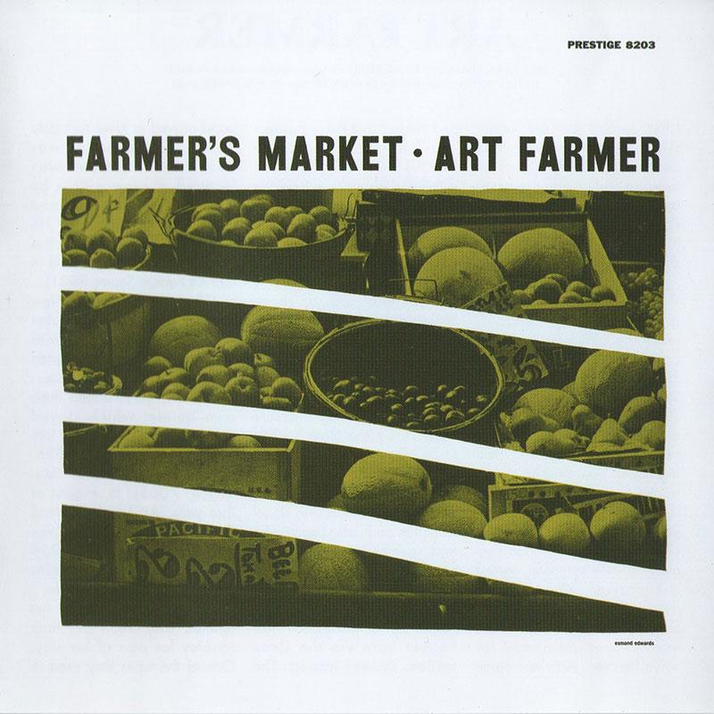 Art Farmer: Farmer's Market (1956, Prestige)