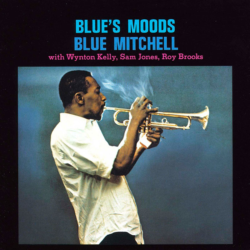 Blue Mitchell: Blue's Moods (1960, Riverside)