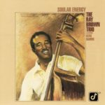 The Ray Brown Trio: Soular Energy (1984, Concord)
